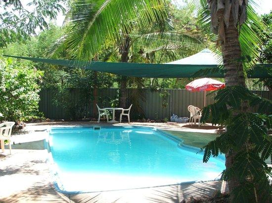 Kununurra Backpackers Adventure Centre: Pool