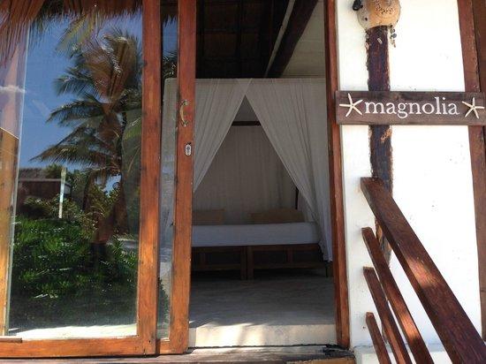 Casa Violeta: Entrance to Casa Magnolia*** MUST GET THIS ONE!***