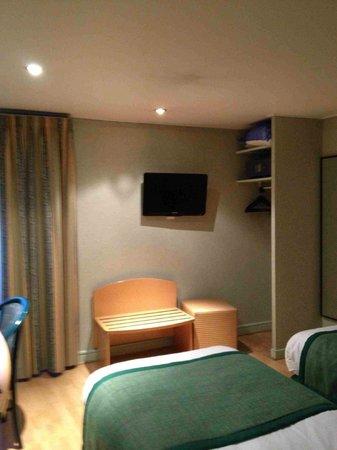Hotel De Bourgogne: camera