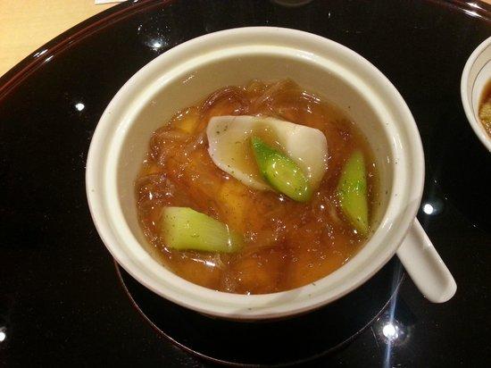 Soup foto asuka japanese restaurant jakarta tripadvisor for Asuka japanese cuisine