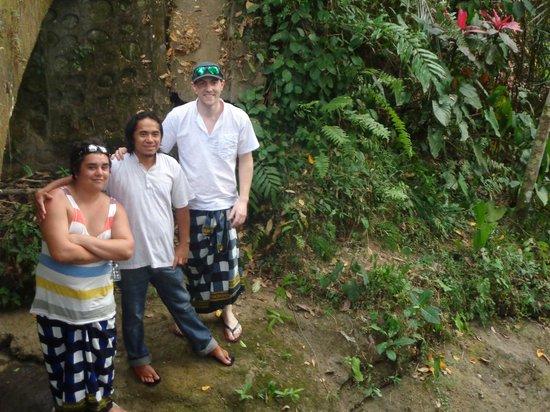 Van Bali Driver - Private Tours: Elephant Cave