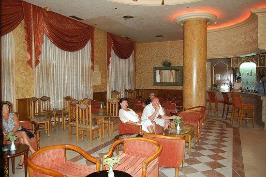 Jinene & Royal Jinene Hotels: bar