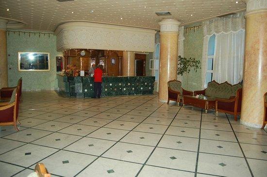 Jinene & Royal Jinene Hotels: réception