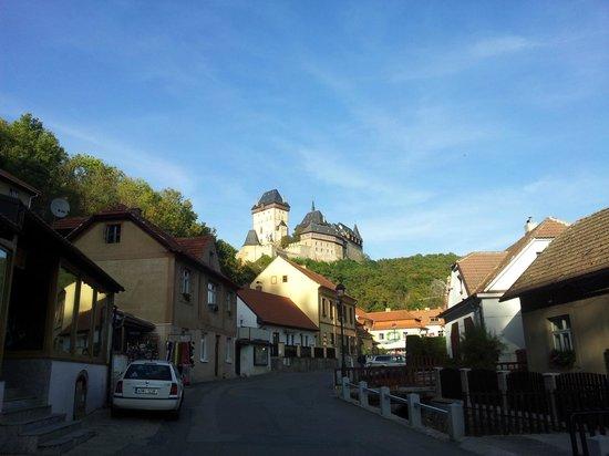 Karlstejn Castle: Замок Карлштейн
