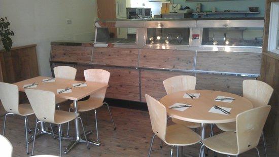 Emiles: Recently Refurbished Restaurant.
