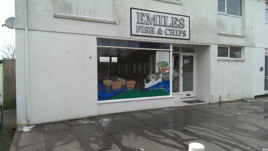 Emiles Licensed Fish & Chip Restaurant