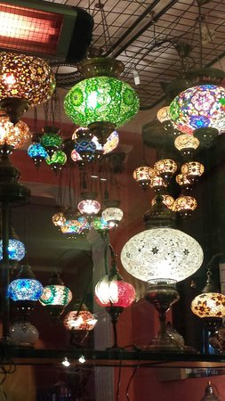 Mozaik Bahce: Beautuful lights for sale