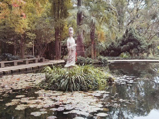 Kunming Golden Temple: Golden Temple Park