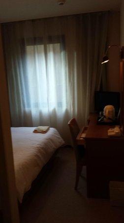 Hotel Eclair Hakata: 客室