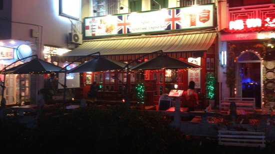 London Tavern