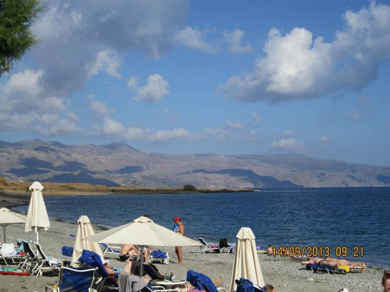 Louis Creta Princess Beach Hotel : Strand