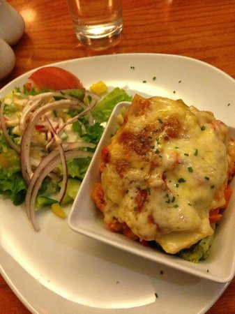 Cronins Restaurant: buenissssssimo!