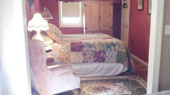 Tillie Pierce House Inn: Fannie Buehler Grand Suite