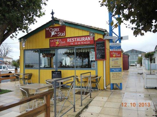La Croix Du Sud restaurant : il locale la croix du sud