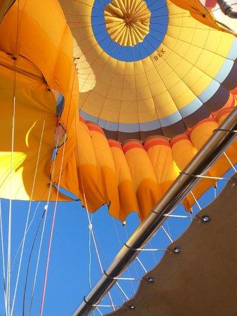 Urgup Hot Air Balloon Tour at Capadocia - Picture of Urgup ...