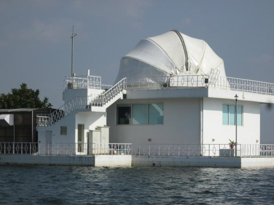 Udaipur Solar Observatory: Closer look at the new solar telescope called MAST