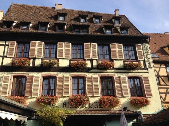 Hostellerie le Marechal - Colmar