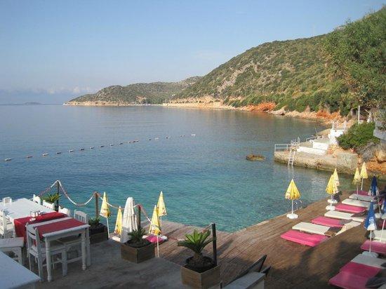 Kas Marin Hotel: Restaurant & Beach