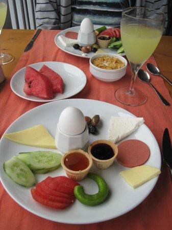 Kas Marin Hotel: Kas Marin Breakfast