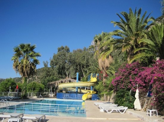 Kas Marin Hotel: Swimming Pool