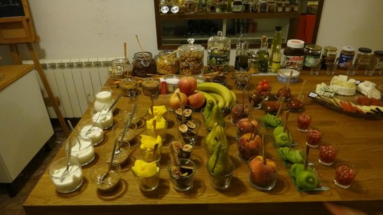 Comme a la Maison : Awesome breakfast selection