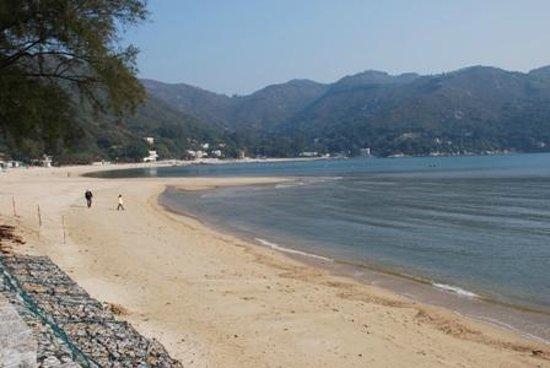 Silvermine Beach Resort : Silvermine beach