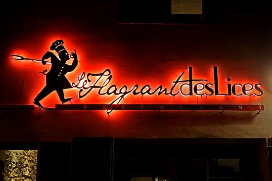 ‪Le Flagrant des Lices‬