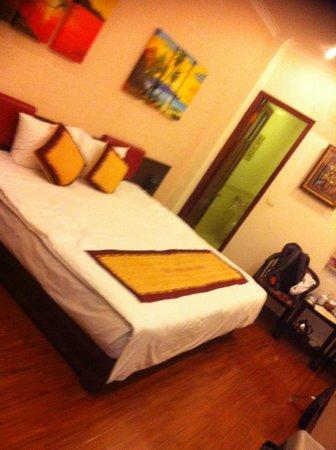 The Landmark Hanoi Hotel: Clean & tidy Rooms