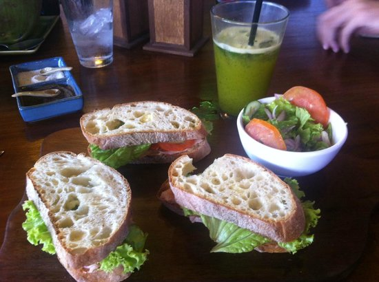 Le Petit Prince: nice lunch !