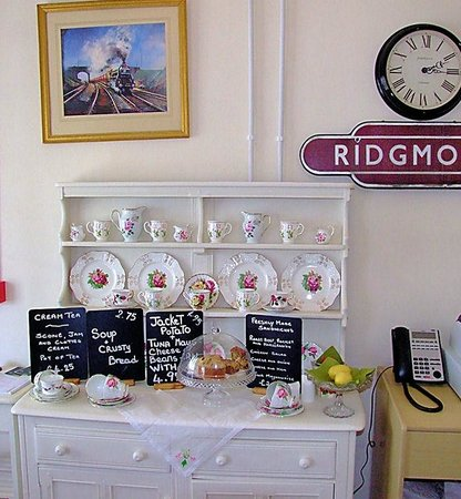 Ridgmont Station Tea Rooms & Heritage Centre