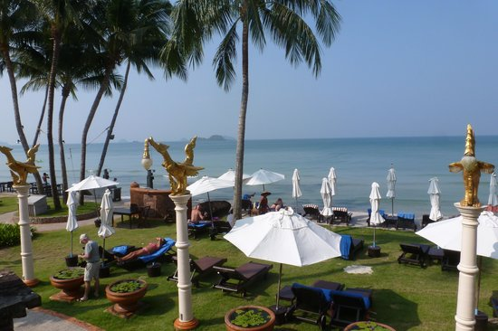 Panviman Koh Chang Resort: view from restaurant
