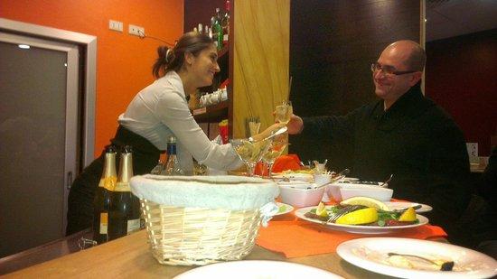 MiHotel : il generoso aperitivo