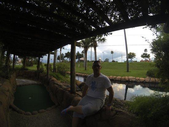 Congo River Golf: moi