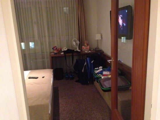 Vi Vadi Hotel: Room View