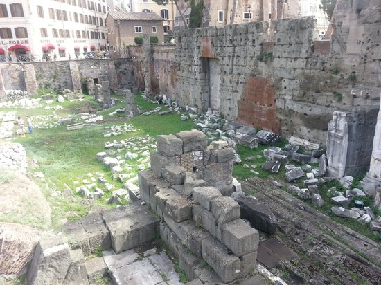 The Eternal City Tours - Private Tours of Rome & the Vatican: Ancient Forum