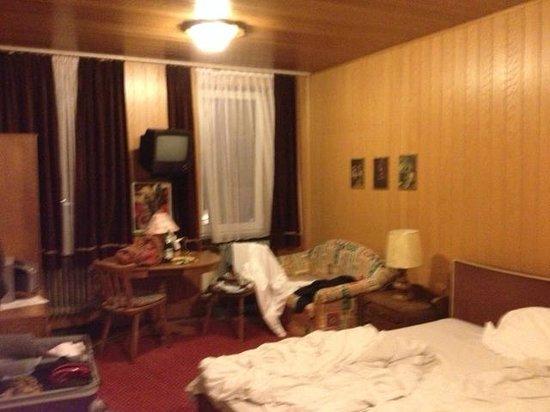Hotel Alter Vater Rhein: den Geruch konnte ich nicht einfangen...