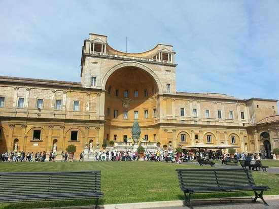 The Eternal City Tours - Private Tours of Rome & the Vatican: Vatican