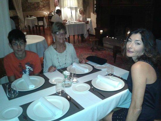 Restaurant Sant Pere del Bosc: Un gran ambiente