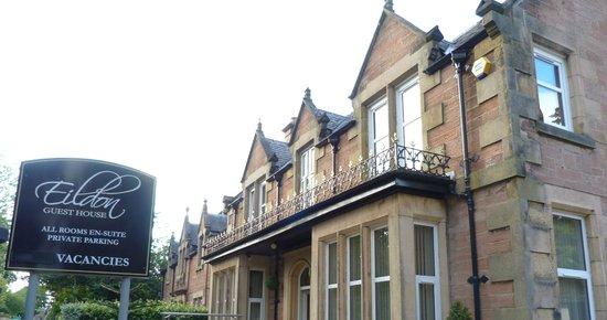 Eildon Guest House: Exterior.