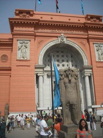 写真古代エジプト美術博物館枚