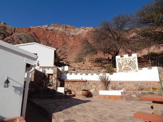 Killari Hotel: terraza 2