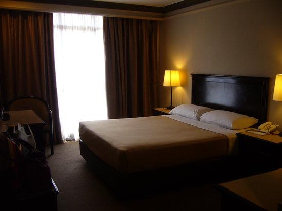 Mimosa Hotel: room