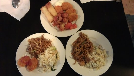 Mimosa Hotel: breakfast