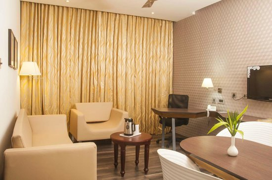 Hotel Indraprastha : suite