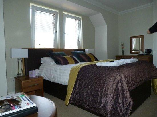 Abbeycraig Bed & Breakfast: Habitación.