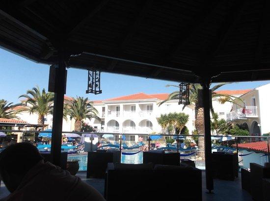 Diana Palace Hotel: view