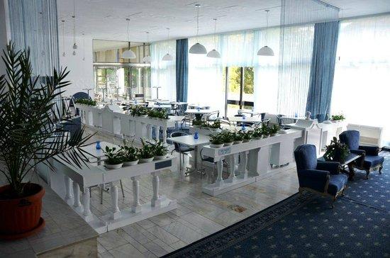 Continental Turnu Severin: Restaurant