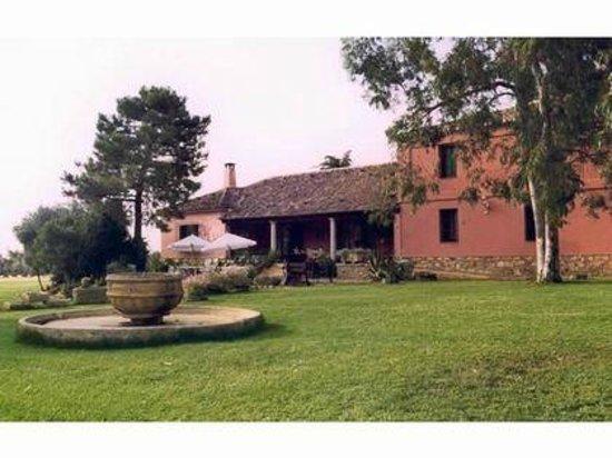 Casa Rural Los Banos de Villanarejo : El Hotel Rural
