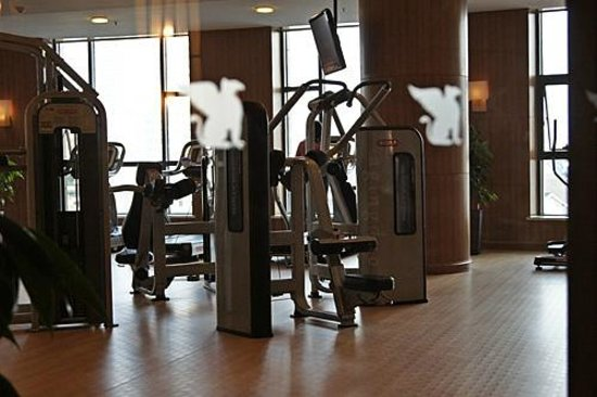 JW Marriott Hotel Hangzhou: fitness room on 5th floor