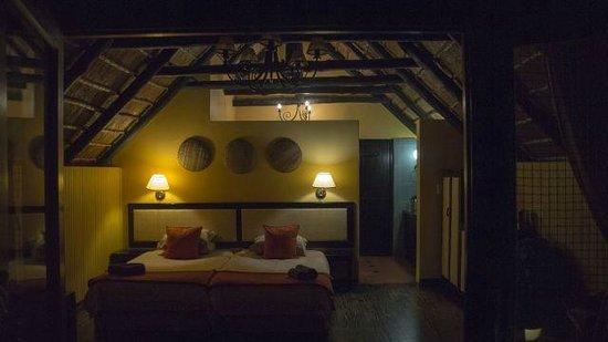 Hluhluwe River Lodge : Zimmer